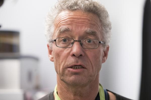 Rasmus Hansson vil totalverne Oslofjorden. Foto: Terje Bendiksby / NTB