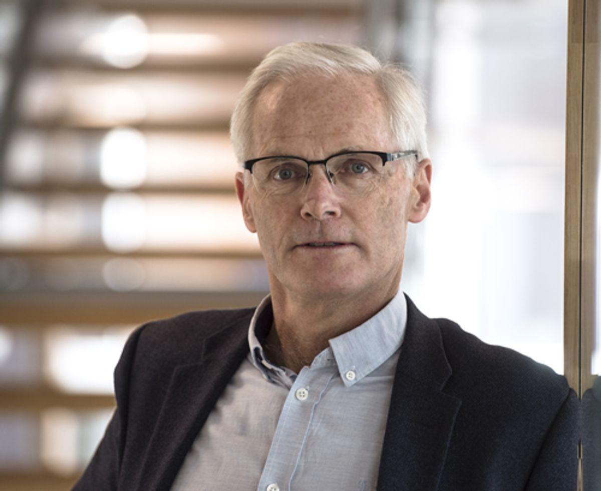 Konkurransedirektør Lars Sørgard. Foto: Marit Hommedal
