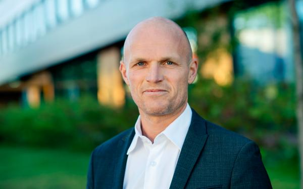 Rune Hardersen, administrende direktør GK Norge. Foto: Nicolas Tourrenc