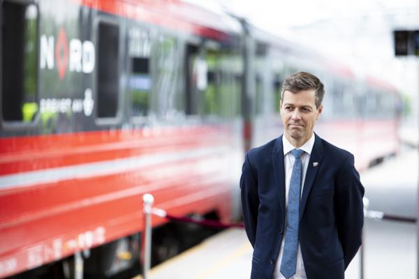 Samferdselsminister Knut Arild Hareide (KrF). Foto: Tore Meek / NTB