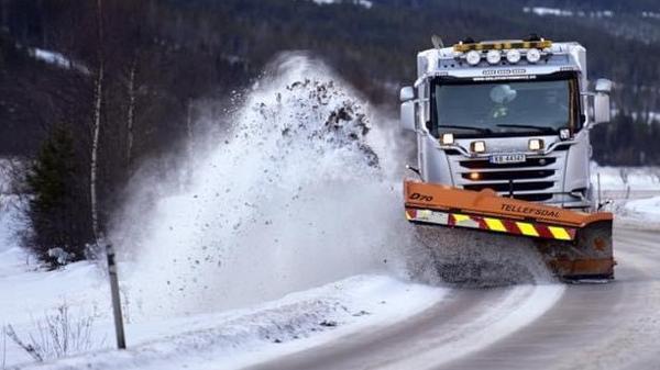 Illustrasjonsfoto: Geilo Tomteservice / Statens vegvesen
