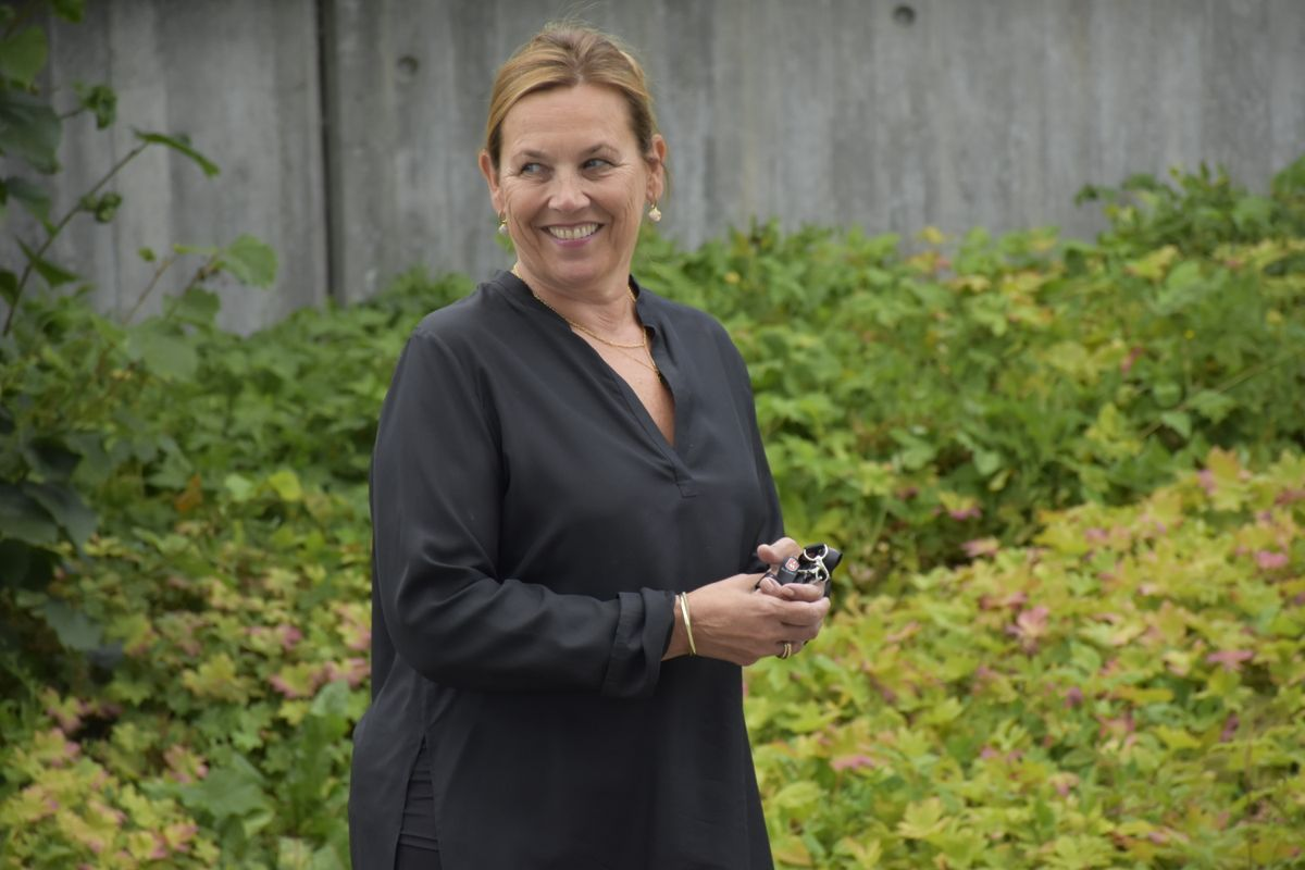 Hilde Vatne ble først fungerende administrerende direktør for JM Norge AS første februar i år, og ble deretter fast ansatt i stillingen første juli.