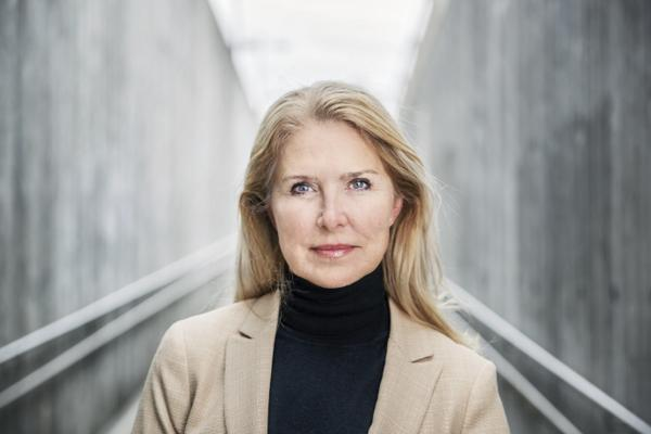 Marianne Bergmann Røren. Foto: Mesta/Hampus Lundgren