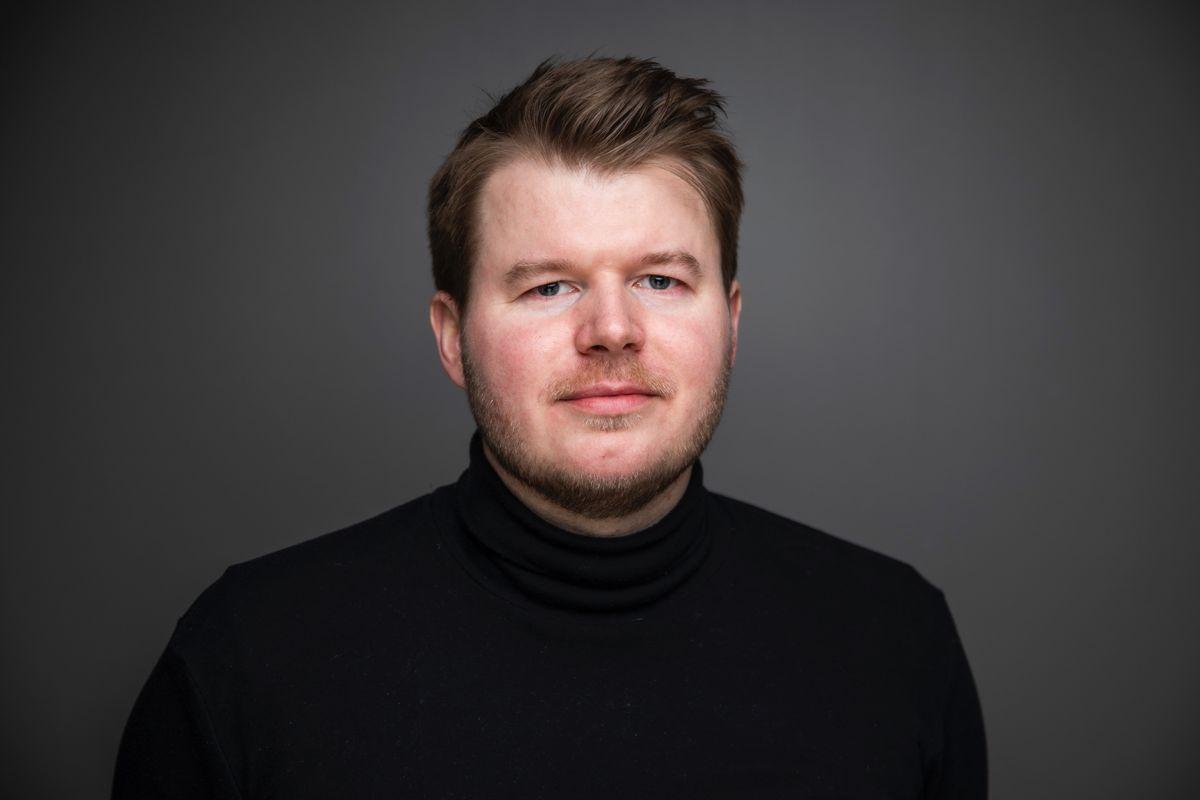 Markus Hansen. Foto Ihne Pedersen