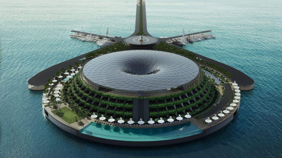 Illustrasjon: Hayri Atak Architectural Design Studio