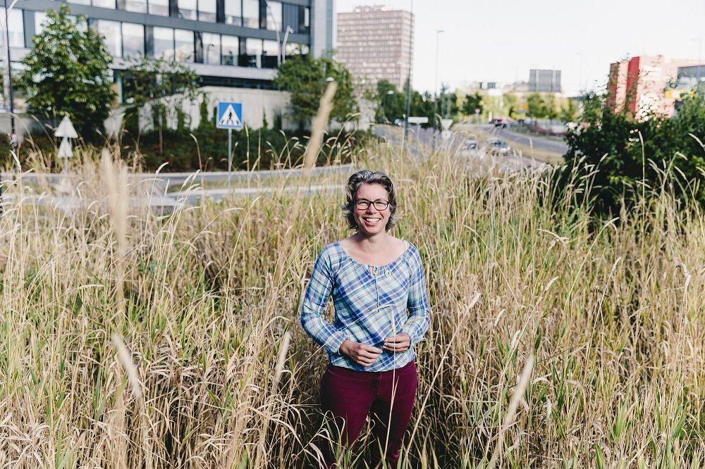 Utviklingssjef Kathrine Strøm i COWI. Foto: Ragnhild Heggem Fagerheim/COWI