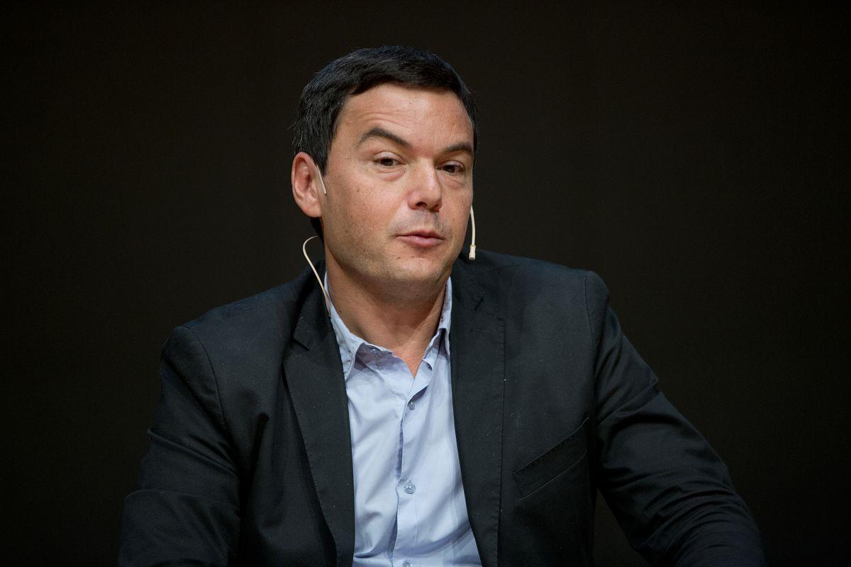 Professor i økonomi Thomas Piketty advarer norske politikere mot å holde skattene nede. Foto: Jon Olav Nesvold / NTB