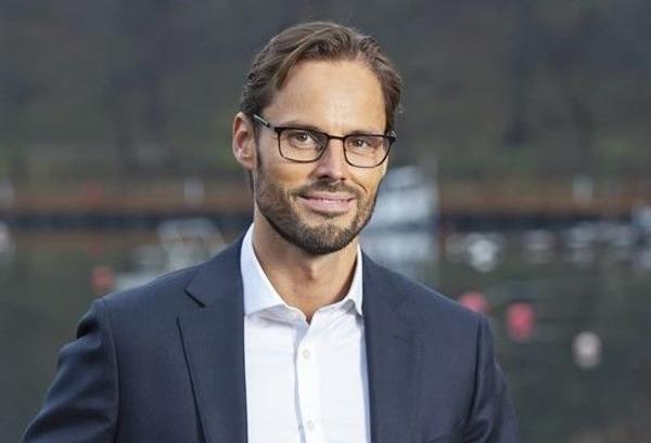 Instalco-sjef Robin Boheman styrker seg ytterligere i Norge. Fotograf: Instalco