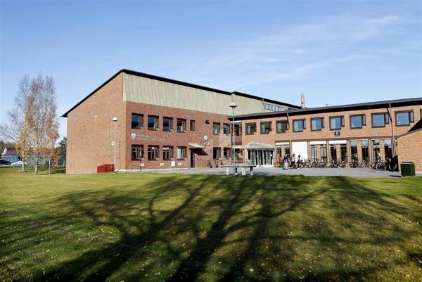 Skedsmo videregående skole. Foto: Kristin Svorte