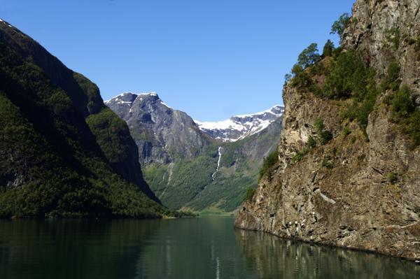 Nærøyfjorden ble oppført på Unescos verdensarvliste i 2005. Arkivfoto: Marit Hommedal / NTB