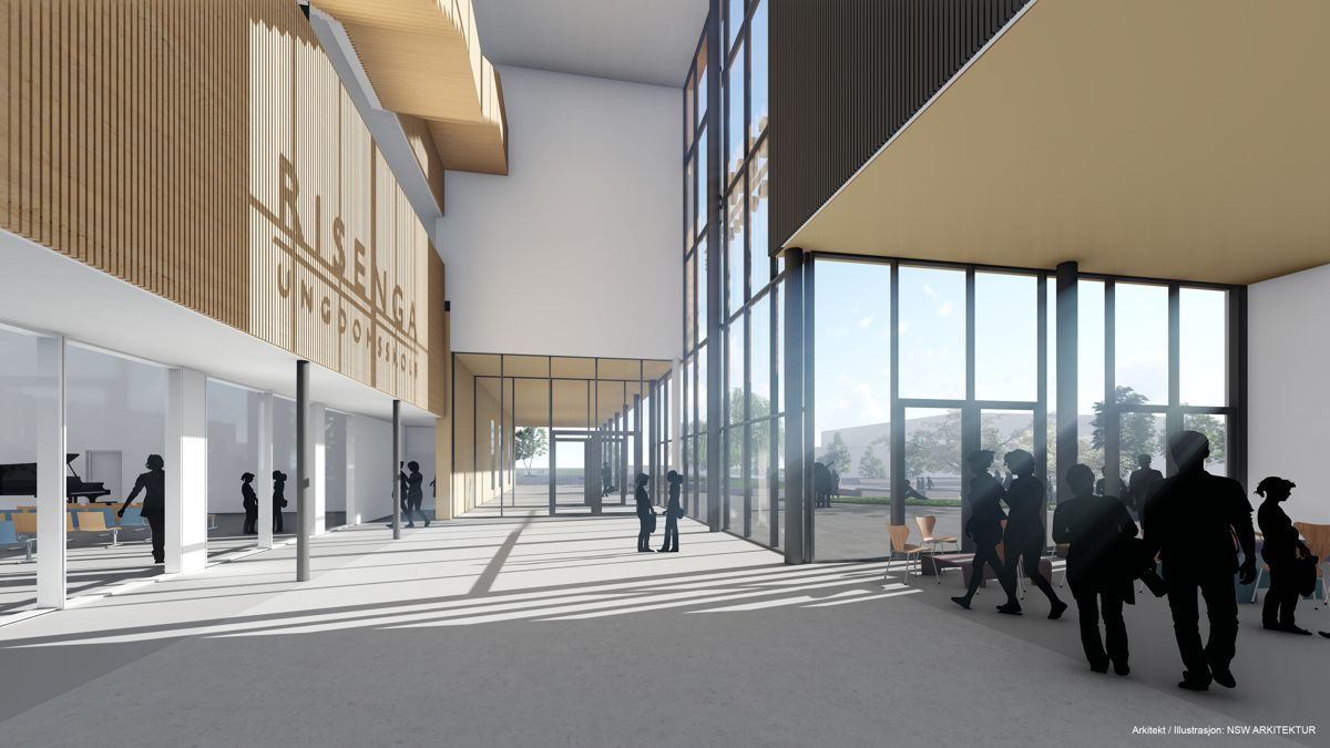 Illustrasjon: NSW Arkitektur