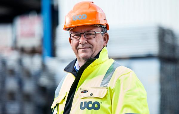 Jostein Stormo, administrerende direktør i UCO.