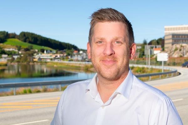 Tom Egeli. Foto: V&T Entreprenør
