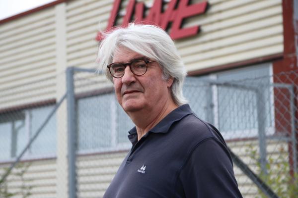 – Vi skal fortsette å være en problemløser for næringens aktører, sier Tomm Harald Huth.