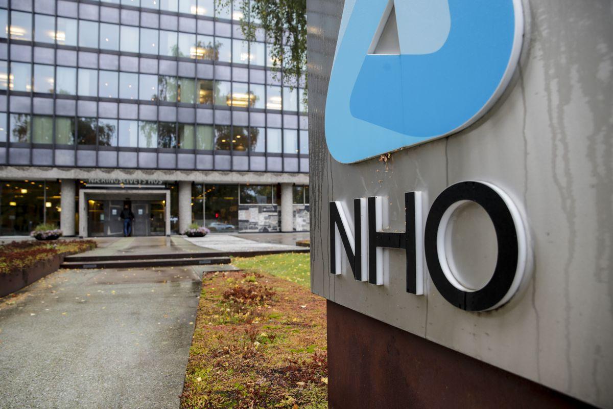NHO mener det må mer til for å møte det organisasjonen betegner som vår tids to viktigste utfordringer – å skape nok jobber og kutte klimagassutslippene. Foto: Vidar Ruud / NTB