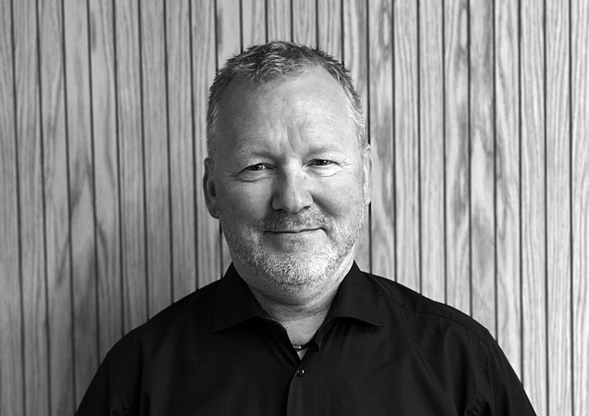 Bjarne Vattøy. Foto: Byggfag