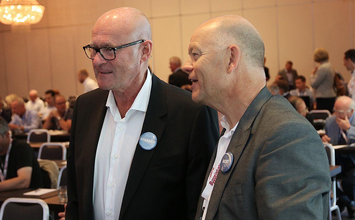 Per Rizler og Jan Eldegard Hjelle
