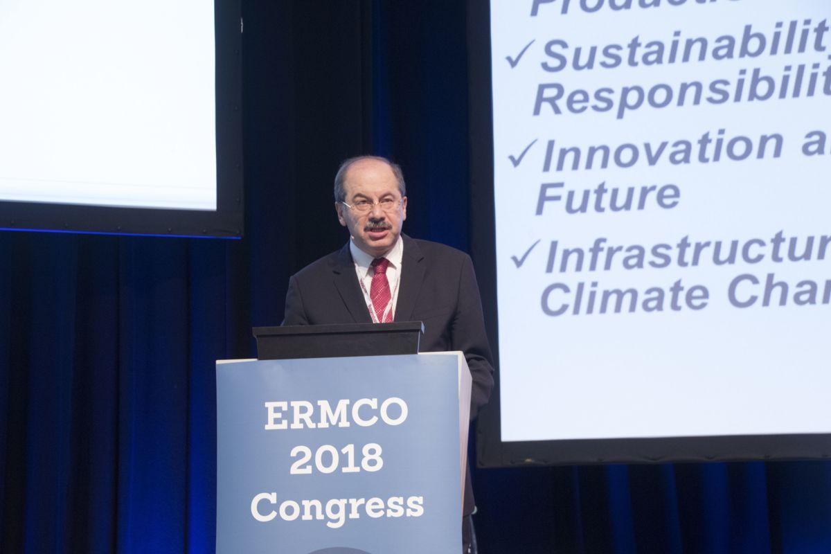 Yavuz Isik, ERMCO President. Foto: Tuva Skare