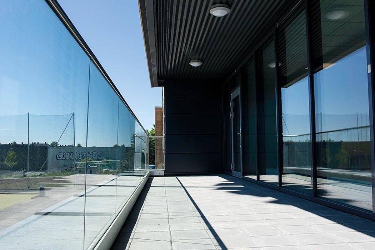 Foto: Tuva Skare, Byggeindustrien