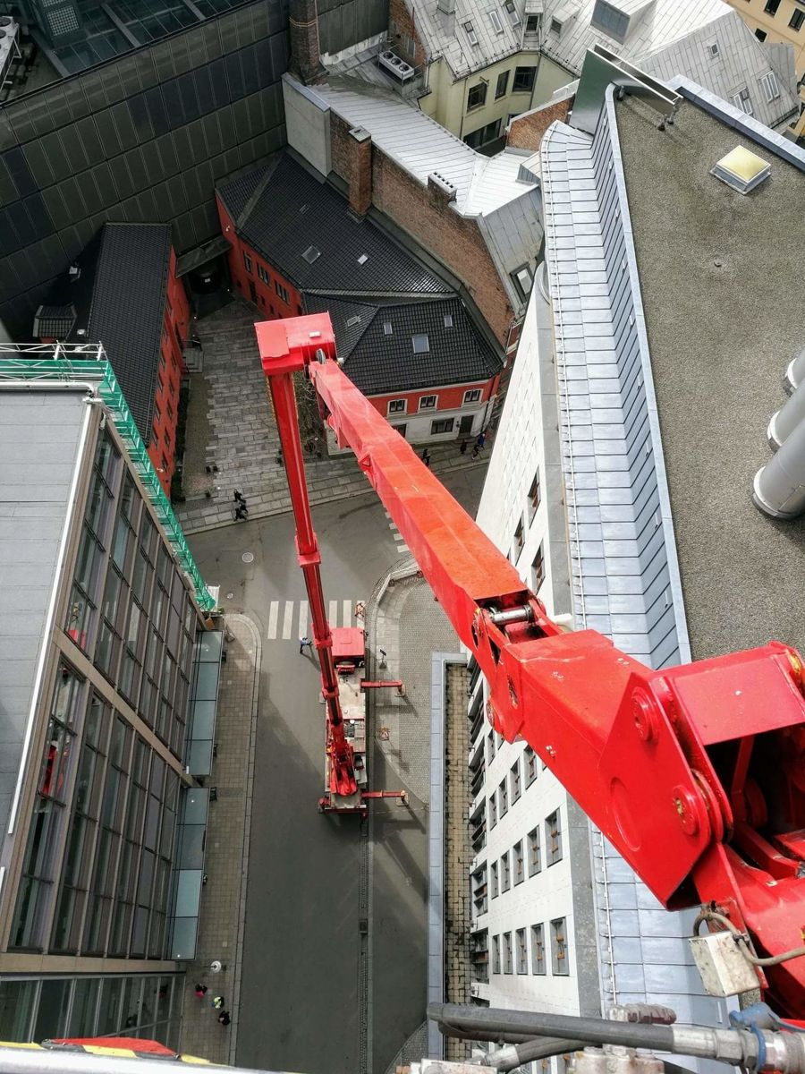 Foto: Vegar Carlsen/Oslo Liftutleie