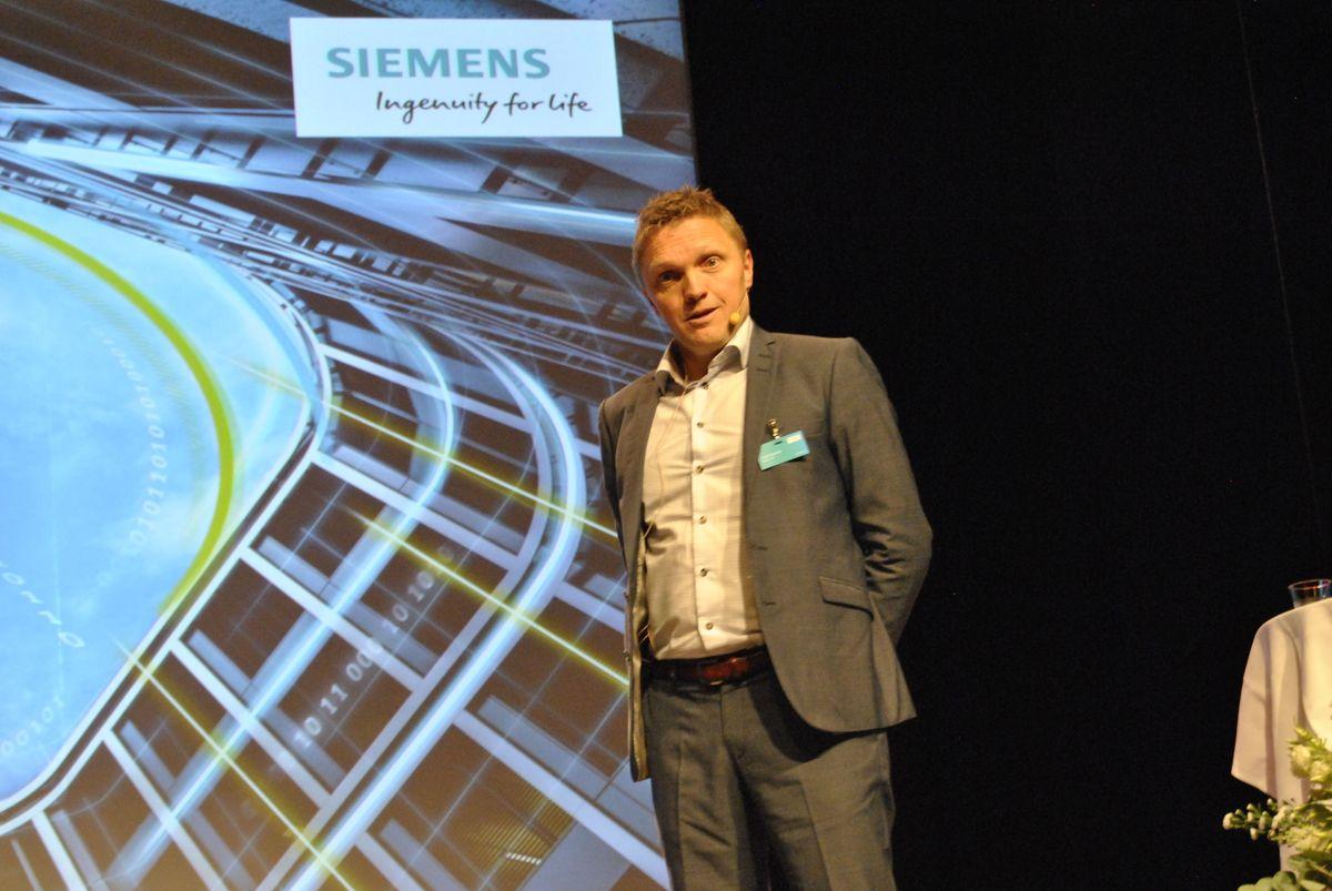 Helge Rysjedal mener kommende brukere vil stille helt andre krav til sine arbeidslokaler enn det man ser i dag.