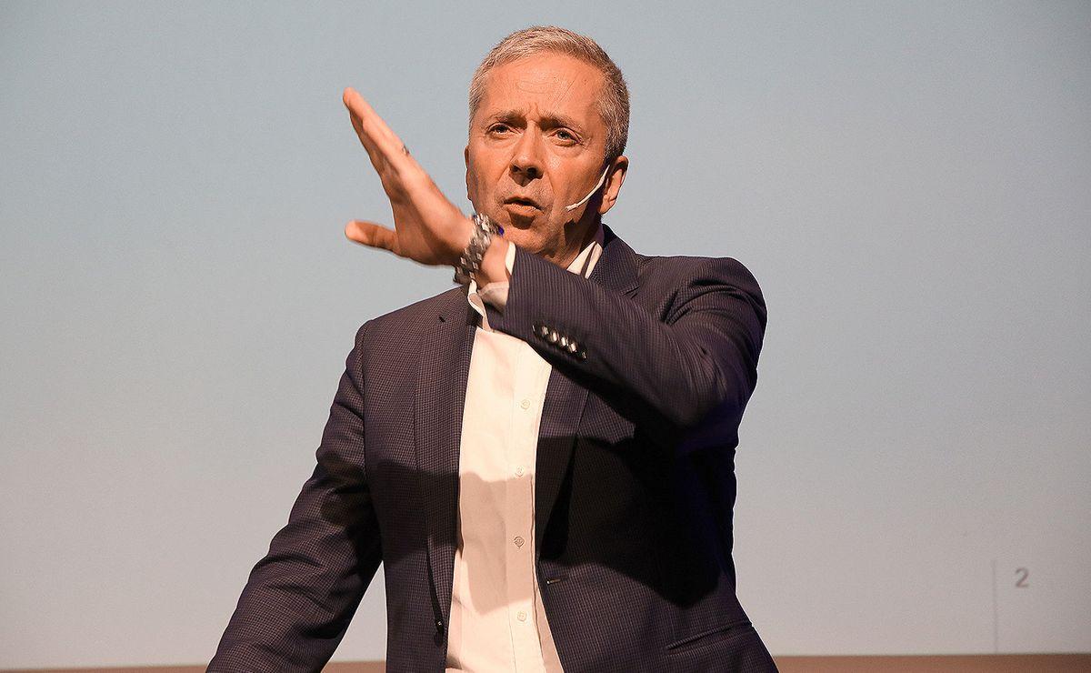 Bjørn Erik Øye i Prognosesenteret.