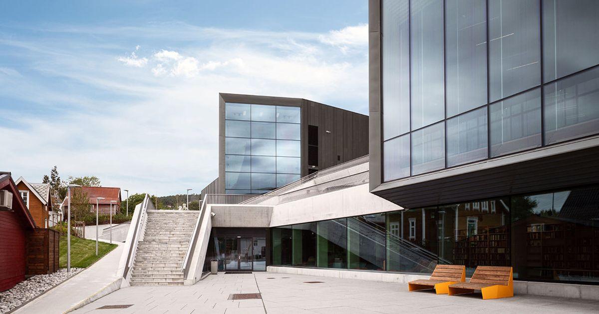Ulstein Arena. Arkitekt: Lund+ Slaatto Arkitekter. Foto: Fredrik Myhre