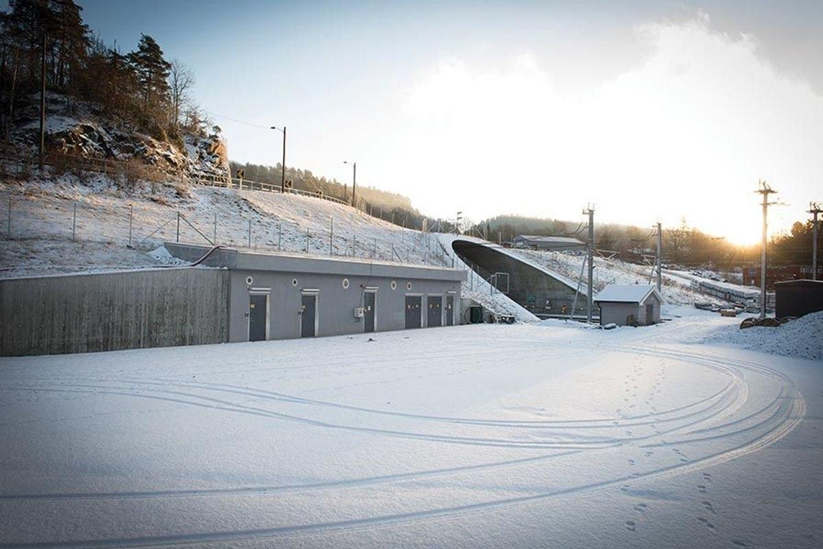 Foto: Anne Mette Storvik/Bane NOR