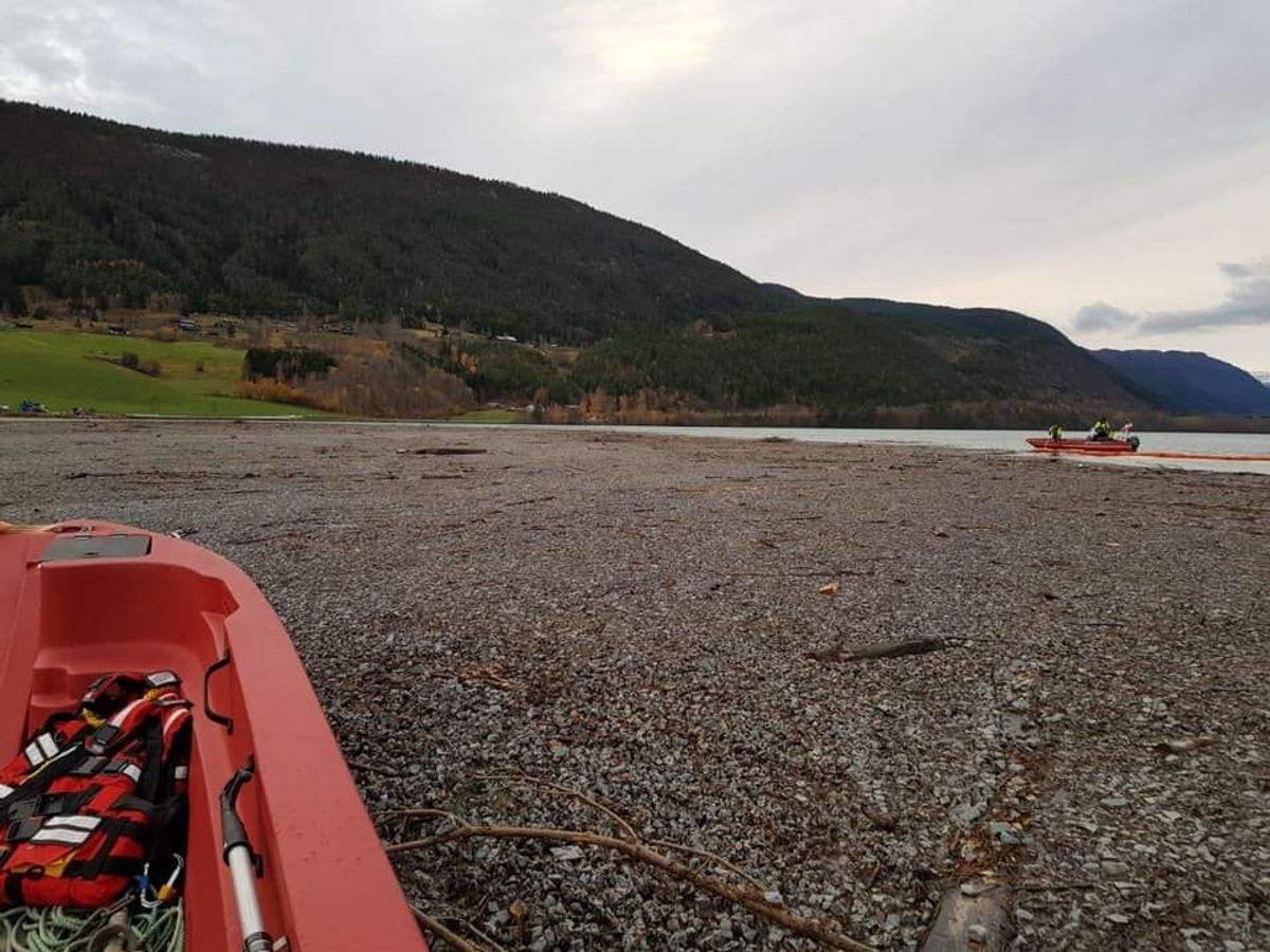 Foto: Rune Solhjem, Sel brann- og redningsvesen