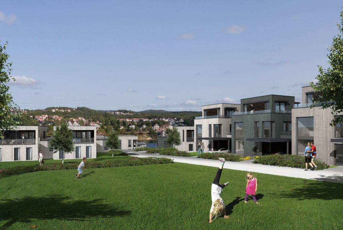 Illustrasjon: Spiss Arkitektur & Plan