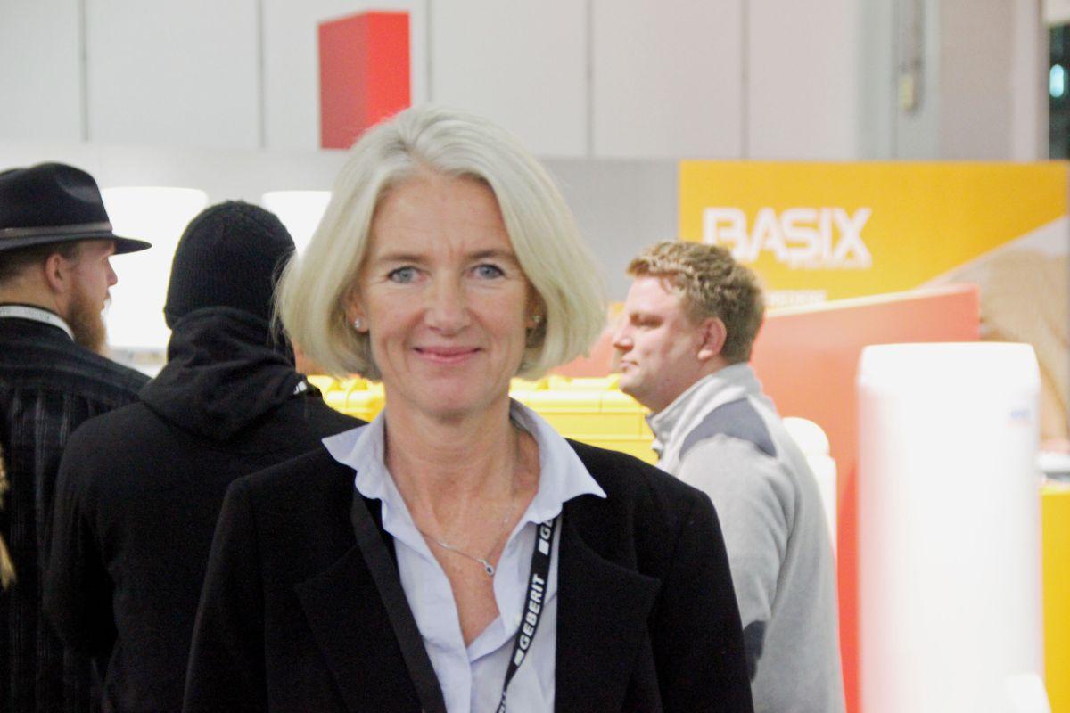 Marianne Røiseland, administrerende direktør Rørentreprenørene Norge. Foto: Svanhild Blakstad