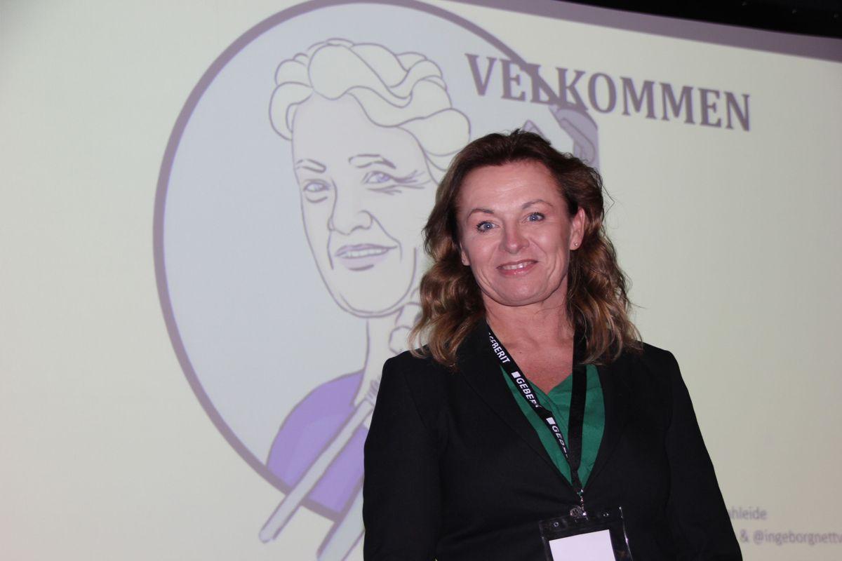 Grunnlegger av Ingeborg-nettverket, Eli Heyerdahl Eide. Foto: Svanhild Blakstad