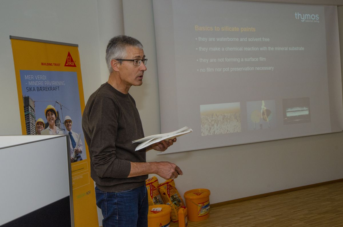 Administrerende direktør Timo Ascherl i Beeck
