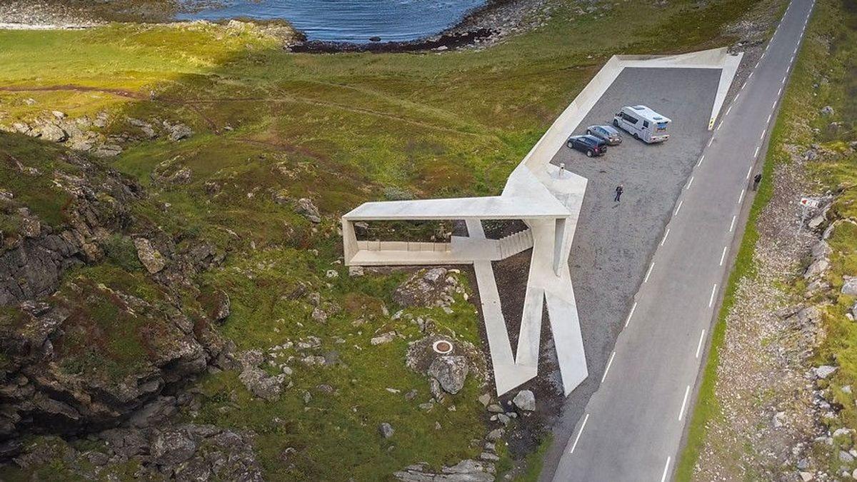 Bukkekjerka. Arkitekt: Morfeus Arkitekter. Foto: Harald Christian Eiken, Video & Multimediaproduksjon