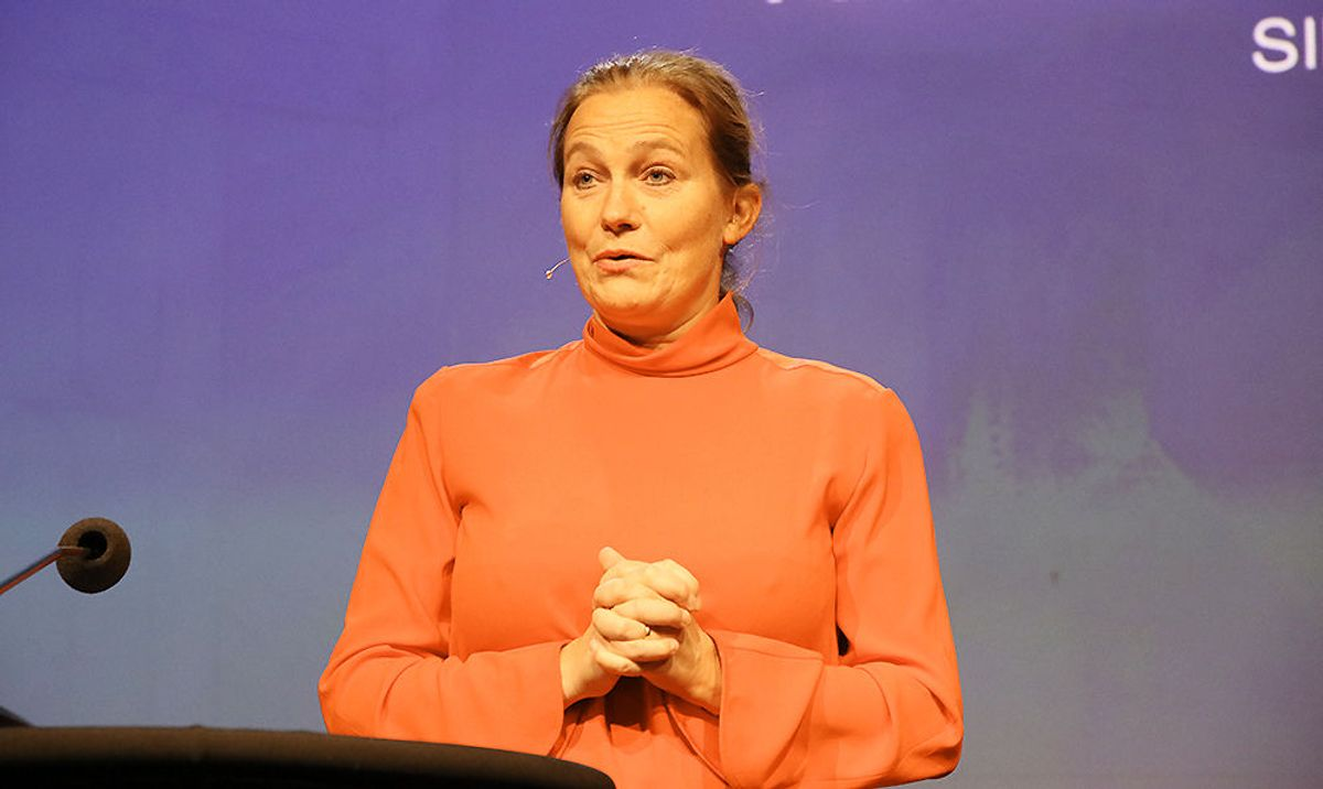 Alexandra Bech Gjørv, konsernsjef i SINTEF