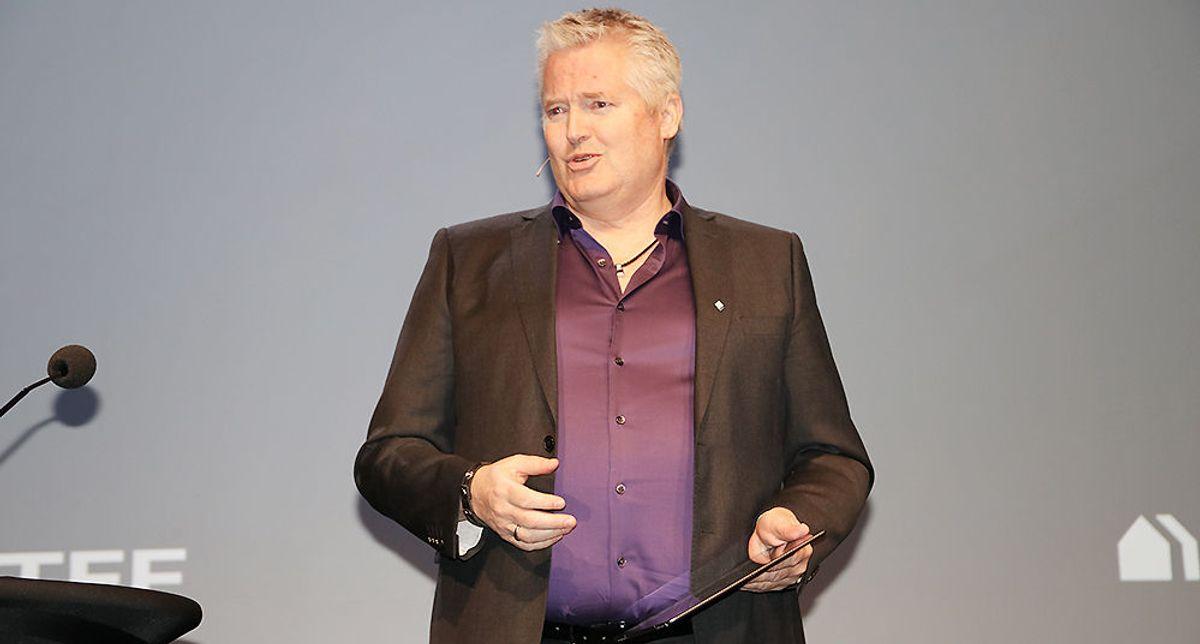 Per Arne Horne, direktør i Direktoratet for byggkvalitet