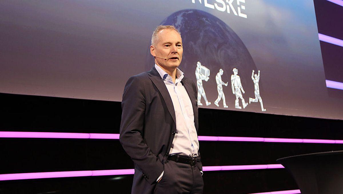 <p>President Nils Sund i Virke, som også er toppsjef i Malorama.</p>