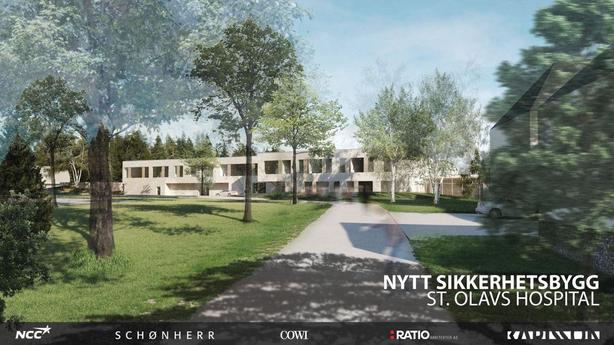 Illustrasjon: NCC, Schönherr, COWI, Ratio arkitekter AS, Karlsson arkitekter
