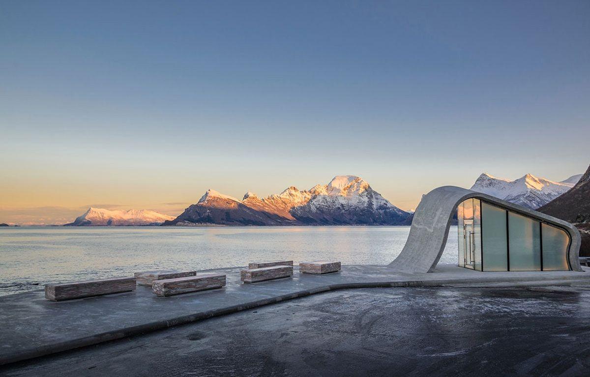 Ureddplassen. Foto: Lars Grimsby/Statens vegvesen