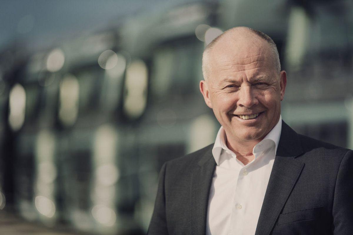 - Vi er stolte over å kunne presentere en autonom løsning som vil dekke kundenes behov når det gjelder sikkerhet, pålitelighet og lønnsomhet, sier Claes Nilsson, administrerende direktør i Volvo Trucks.