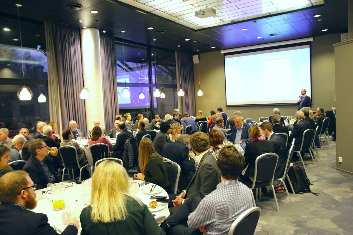 NFF frokostmøte generalforsamling