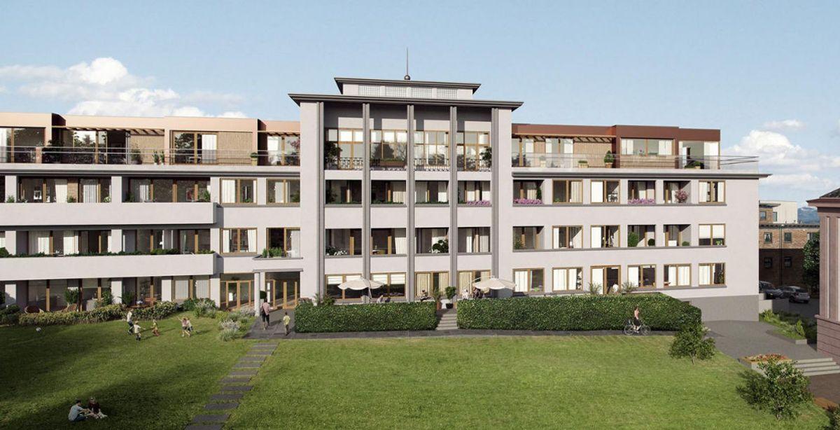 Illustrasjon: Brandsberg-Dahls Arkitekter