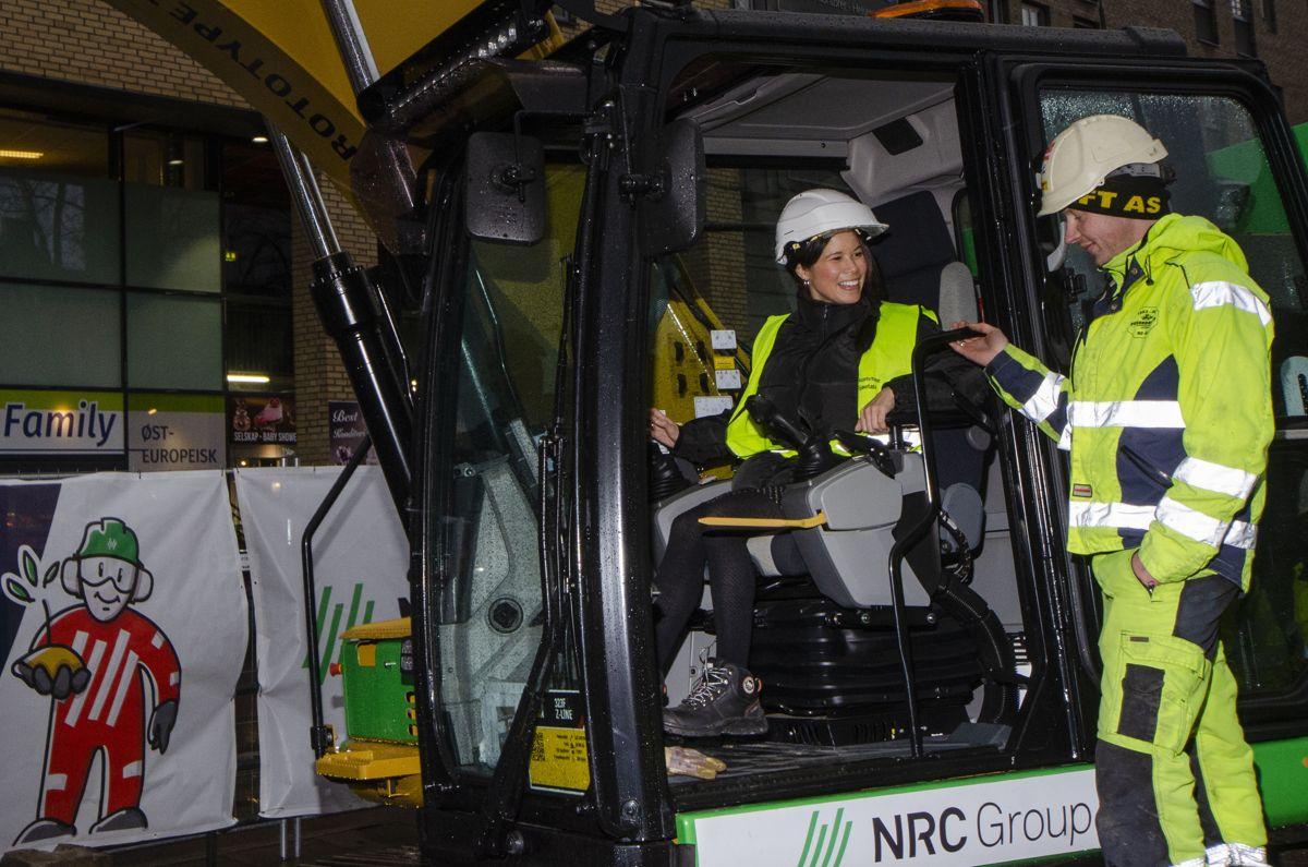 Miljø- og samferdselsbyråd i Oslo kommune, Lan Marie Nguyen Berg (MDG).