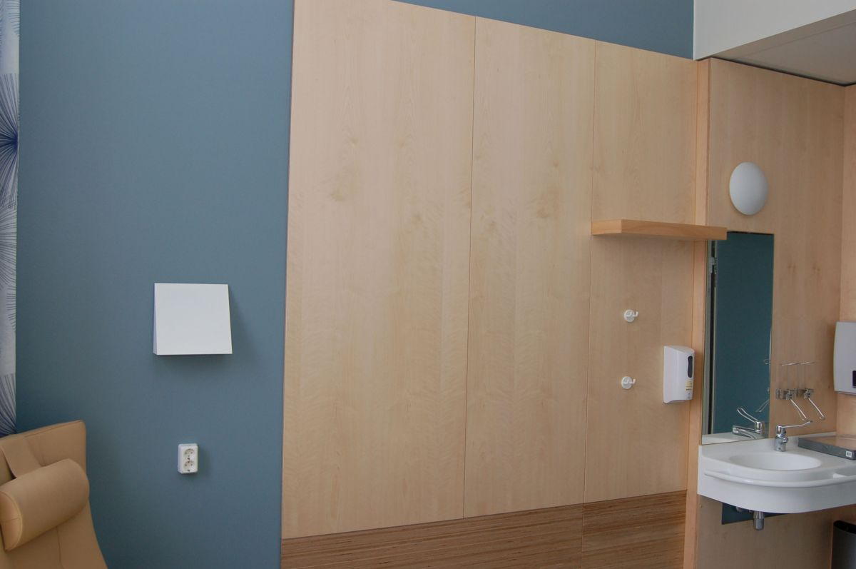 Inventar sykehus. Foto: Anders Q. Nyrud.