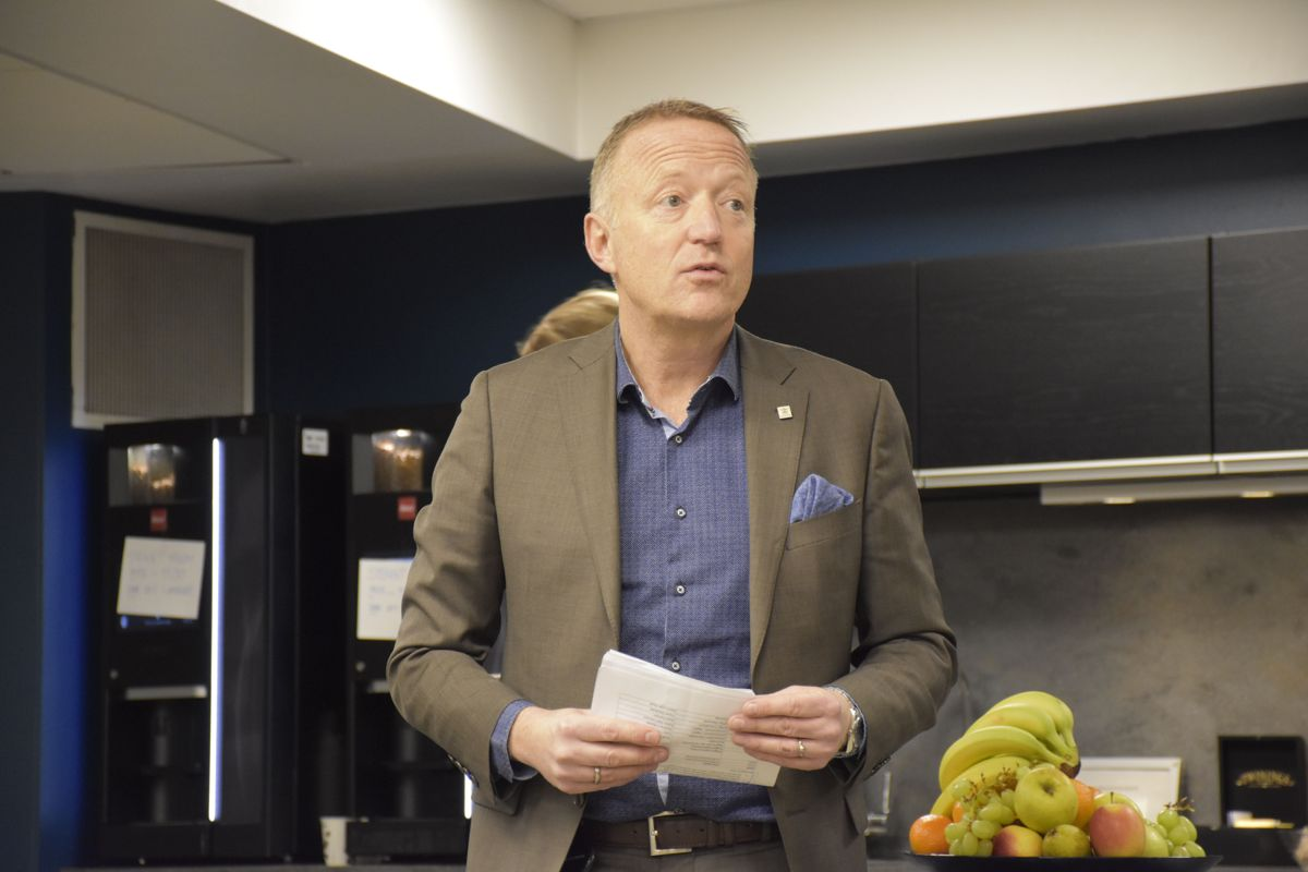 Harald Nicolaisen.