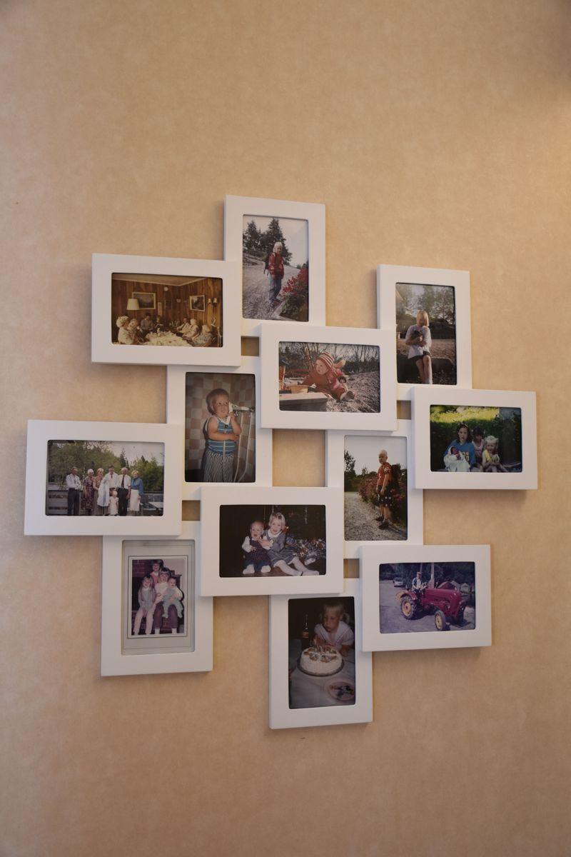 Det er mange barndomsbilder av Steinar hjemme hos foreldrene. De sier minnene om sønnen er den beste trøsten.