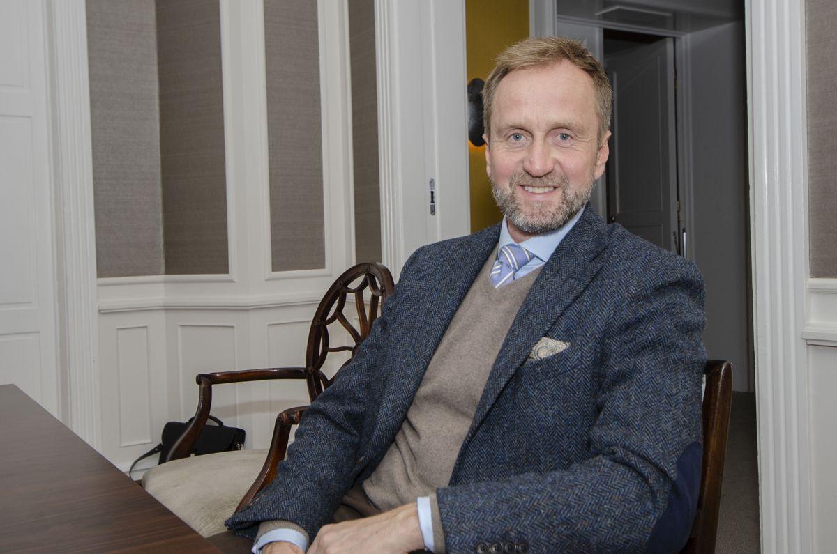 Administrerende direktør Øyvind Skarholt i Byggevareindustrien mener bransjen er klar for enda mer og bedre dokumentasjon.