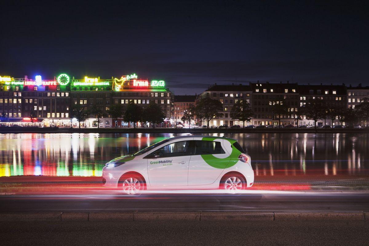 Foto: GreenMobility