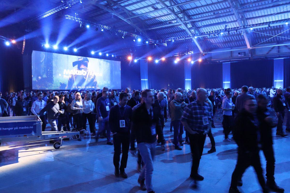 Arena 2019. Foto: Svanhild Blakstad