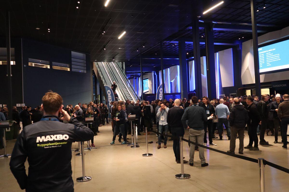 Arena 2019 har nærmere 2.000 deltakere over to dager. Foto: Svanhild Blakstad